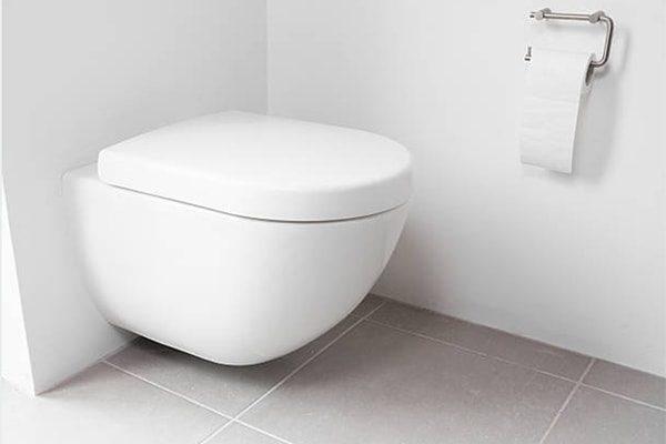 vvs østerbro badeværelse væghængt toilet