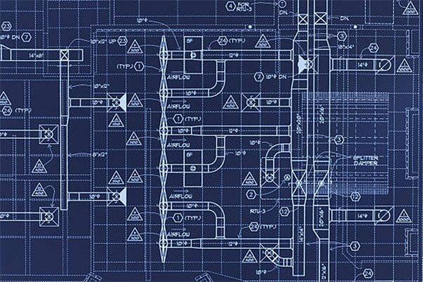 vvs østerbro ventilation plan